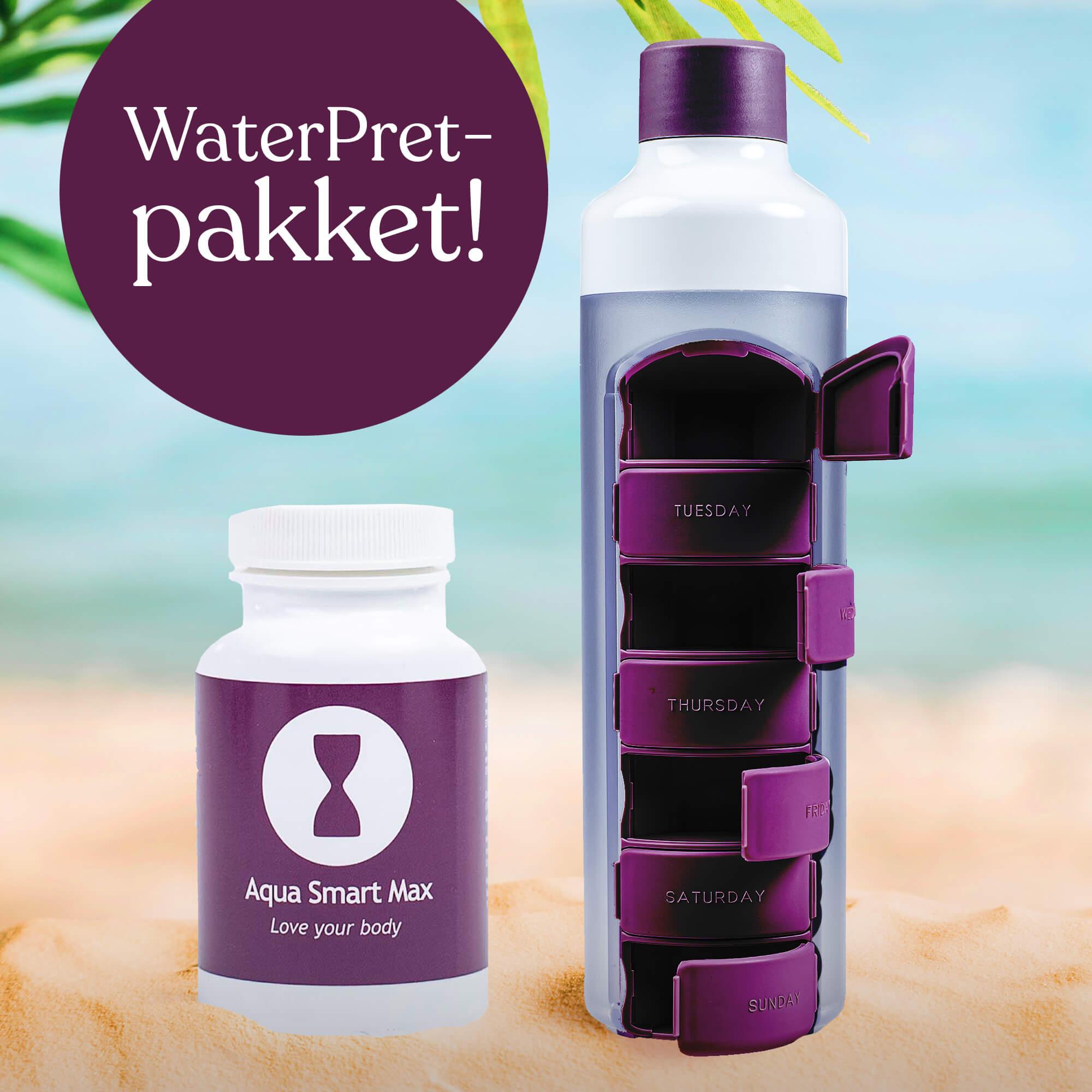 Waterpret pakket