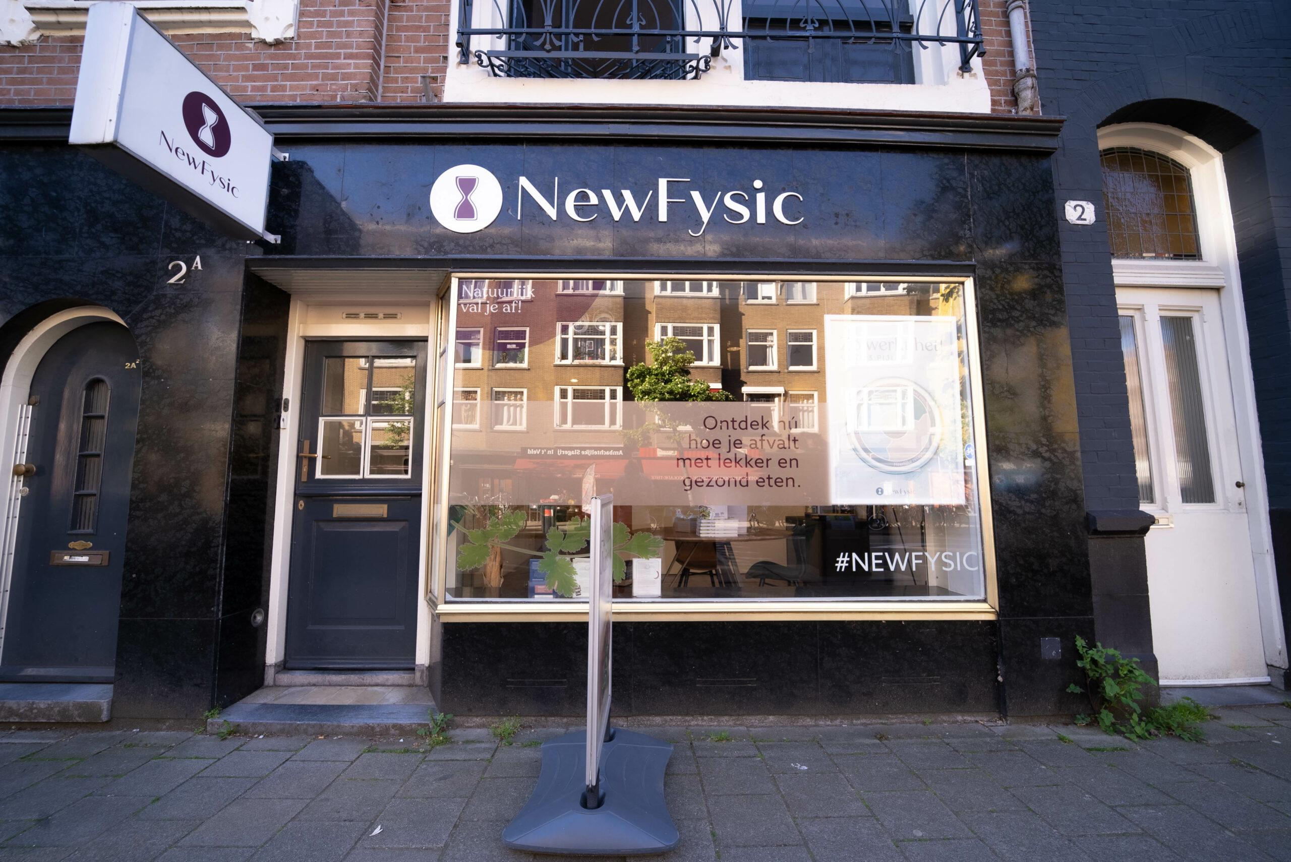 NewFysic Amsterdam Oost
