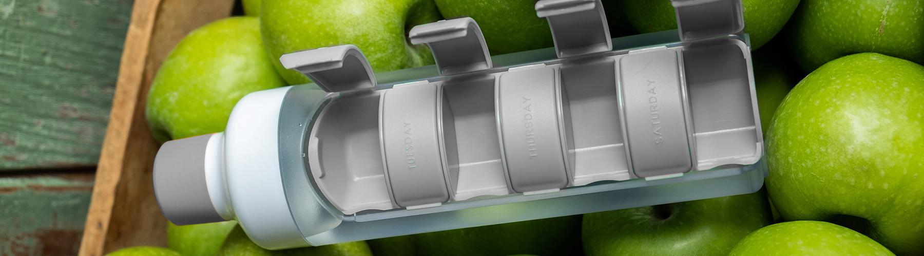 YOS Bottle: waterfles en supplementen in één