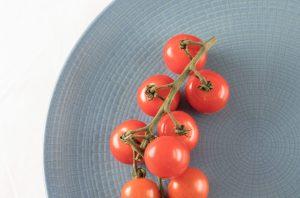 Foodhack: cherrytomaatjes snijden