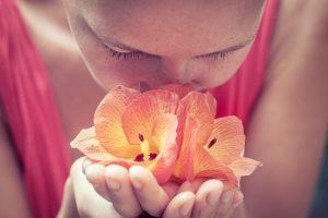 Afvallen door… beter te ruiken
