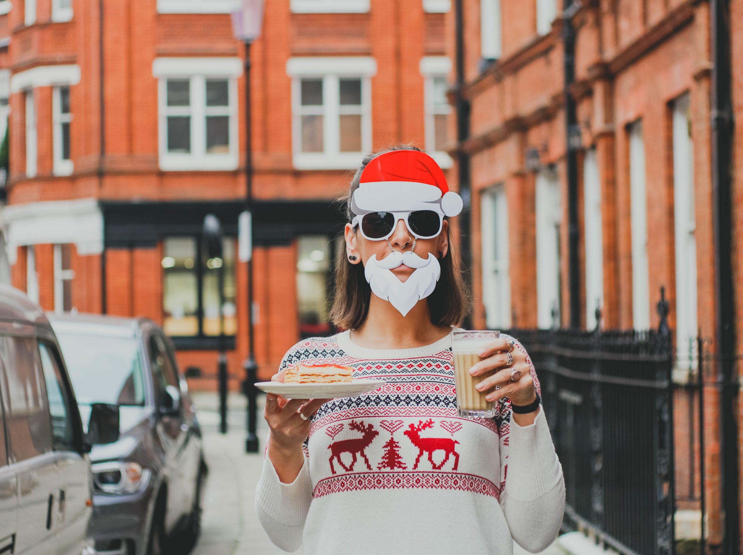 Dik word je niet in twee (kerst)dagen