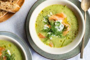 3x soep voor als je ziek bent